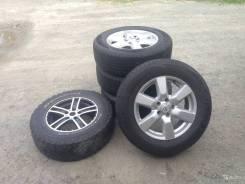 Новые колёса даром 5 штук. x17