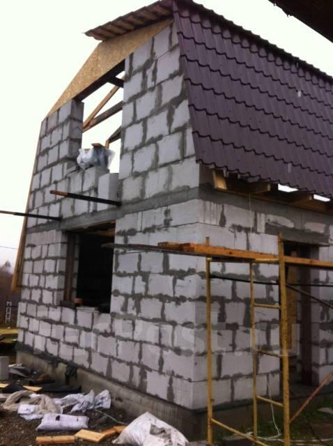 Строительство, домов, бань, дач!
