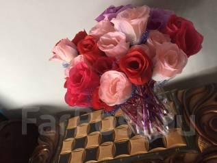 Продам Цветок - Роза - Ручка