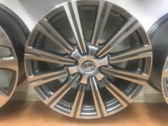 Lexus. 8.0x20, 6x139.70, ET25, ЦО 106,2мм. Под заказ
