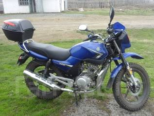 Yamaha YBR 125. 125 куб. см., исправен, птс, с пробегом. Под заказ