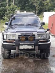 Toyota Land Cruiser. 4.2, дизель