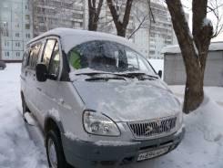 ГАЗ 2217 Баргузин. Соболь баргузин 2004 Г, 2 300 куб. см., 7 мест
