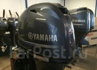 Yamaha. 50,00л.с., 4-тактный, бензиновый, нога L (508 мм), Год: 2017 год