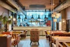 Компания снимет помещение под кафе в центре города.