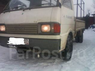 Mazda Bongo. Продам бортовой полуторатонный дизельный грузовик Mazda-Bongo 1988 г., 2 000 куб. см., 1 500 кг.