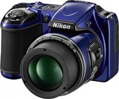 Nikon Coolpix. 20 и более Мп, зум: 14х и более