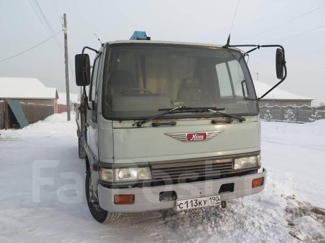 Hino Ranger. Продается HINO Ranger, 7 000куб. см., 5 000кг.