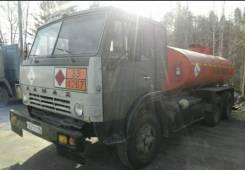 Камаз 53212. , огнеопасно АЦ10, 10 000 куб. см., 10 000 кг.