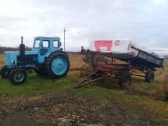 ЛТЗ Т-40. Продается трактор Т-40, Телега с подъемным механизмом, плуг, грабли, косил, 1 500 куб. см.