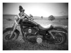 Harley-Davidson Dyna Street Bob. 1 450 куб. см., исправен, птс, с пробегом