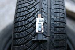 Michelin Pilot Alpin PA4. Зимние, без шипов, 2016 год, износ: 5%, 2 шт