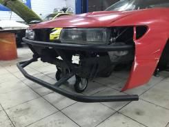 Жесткость бампера. Nissan Silvia, S13