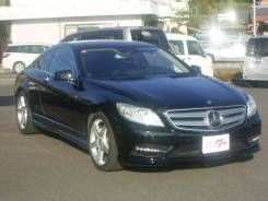 Mercedes-Benz CL-Class. автомат, задний, 4.7, бензин, 33 000тыс. км, б/п. Под заказ