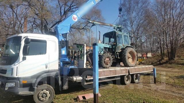Услуги эвакуатора:15 тонн, стрела 6 тонн