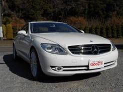 Mercedes-Benz CL-Class. автомат, задний, 5.5, бензин, 35 000тыс. км, б/п. Под заказ