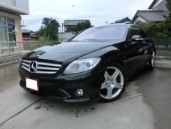 Mercedes-Benz CL-Class. автомат, задний, 5.5, бензин, 70 000тыс. км, б/п. Под заказ