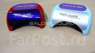 Гибридная CCFL + LED лампа 48w Professional