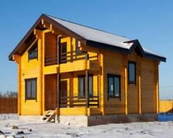 Строительство домов, бань, беседок из профилированного бруса
