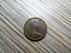 Австралия 2 цента, 1967