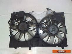 Вентилятор охлаждения радиатора. Lexus RX330 Toyota Highlander, ASU40, GSU40, GSU40L, GSU45, GVU48, MHU48 Двигатели: 1ARFE, 2GRFE, 2GRFXE, 3MZFE. Под...