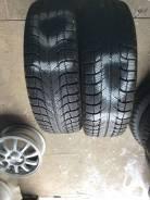 Michelin X-Ice 2. Зимние, без шипов, 2008 год, износ: 5%, 2 шт