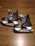 Коньки хоккейные. размер: 44, хоккейные коньки