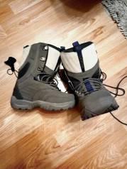 Ботинки для сноуборда, 37 размер, новые.