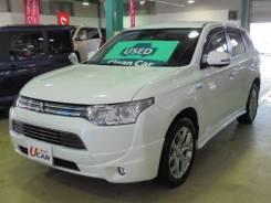 Mitsubishi Outlander. вариатор, 4wd, 2.0, бензин, 46 000 тыс. км, б/п. Под заказ