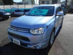 Mitsubishi Outlander. вариатор, 4wd, 2.0, бензин, 37 000 тыс. км, б/п. Под заказ