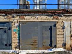 Гаражи капитальные. улица Ялтинская 20, р-н Эгершельд, 17 кв.м., электричество, подвал. Вид снаружи