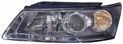 Фара. Hyundai Sonata, EF, NF Двигатели: D4EA, G4KA, G4KC, G4KD, G4KE, G6DB, L4KA