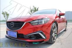 Обвес кузова аэродинамический. Mazda Atenza, GJ2FP, GJ2AP, GJ5FP, GJEFP Mazda Mazda6, GJ. Под заказ