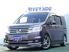Honda Stepwgn. автомат, передний, 2.0, бензин, 87 000тыс. км, б/п, нет птс. Под заказ