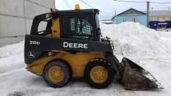 John Deere 318D. , 2 400 куб. см., 817 кг.