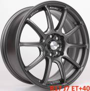 Advan Racing RSII. 7.0x17, 4x100.00, 4x114.30, ET40, ЦО 73,1 мм.