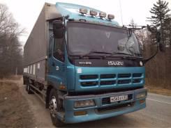 Isuzu Giga. Продается грузовик , 12 000куб. см., 13 200кг.