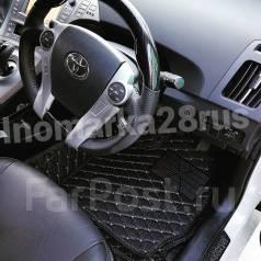 Коврики. Toyota Prius, ZVW30, ZVW30L. Под заказ