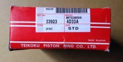 Кольца поршневые. Mitsubishi Canter Mitsubishi TP Двигатель 4D33