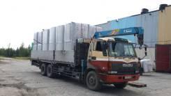 Isuzu Giga. Продается грузовик Isuzu GIGA, 17 000куб. см., 10 000кг.