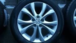 """Mazda. 7.0x17"""", 5x114.30, ET52.5, ЦО 67,1мм."""