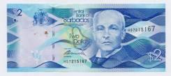 Доллар Барбадосский.
