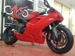 Ducati. 1 198 куб. см., исправен, птс, с пробегом