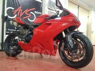 Ducati. 1 198куб. см., исправен, птс, с пробегом