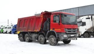 Mercedes-Benz Actros. Грузовой самосвал 4141 2012 г/в, 11 946 куб. см., 48 000 кг.