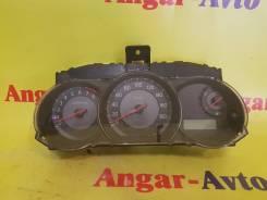 Панель приборов. Nissan Tiida, C11, C11X Nissan Tiida Latio, SC11 Двигатель HR15DE