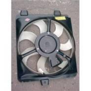 Вентилятор охлаждения радиатора. Geely MK Двигатель 5AFE. Под заказ