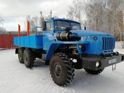 Урал. усиленный бортовой сортиментовоз, 11 250 куб. см., 10 000 кг.