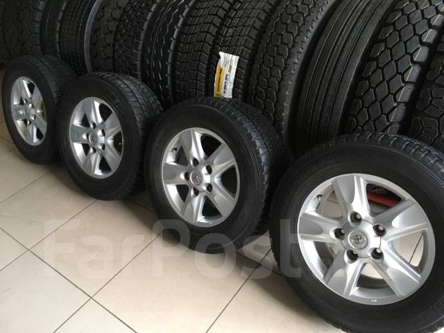 "285/60R18 Dunlop SP winter ice 01 + диски 5*150. 8.0x18"" 5x150.00 ET60 ЦО 110,0мм. Под заказ из Новосибирска"