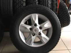 285/60R18 Dunlop SP winter ice 01 + диски 5*150. 8.0x18 5x150.00 ET60 ЦО 110,0мм.